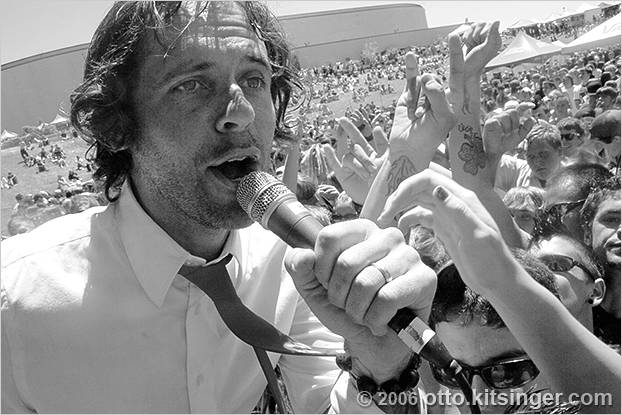 Live concert photo of Bouncing Souls