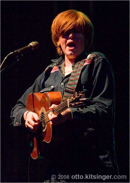 Live concert photo of Brett Dennen