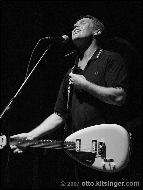Live concert photo of Dave Wakeling