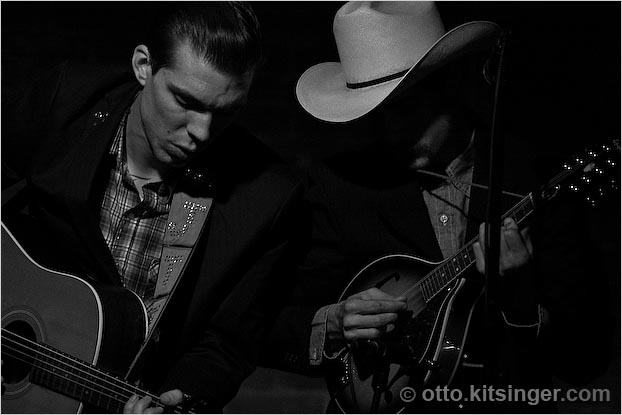 Live concert photo of Justin Townes Earle