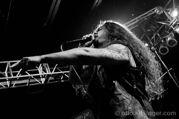 Live concert photo of Kataklysm