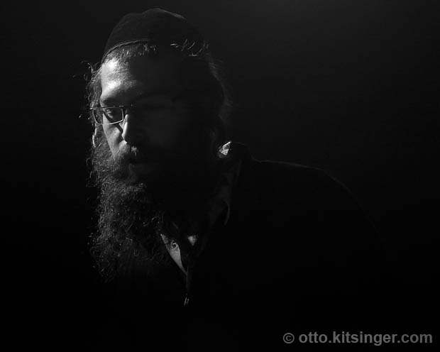 Live concert photo of Matisyahu