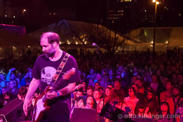 Live concert photo of Built to Spill